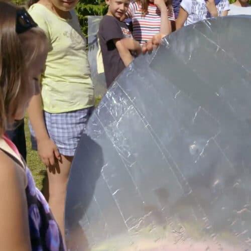 Fabriquer un panneau solaire